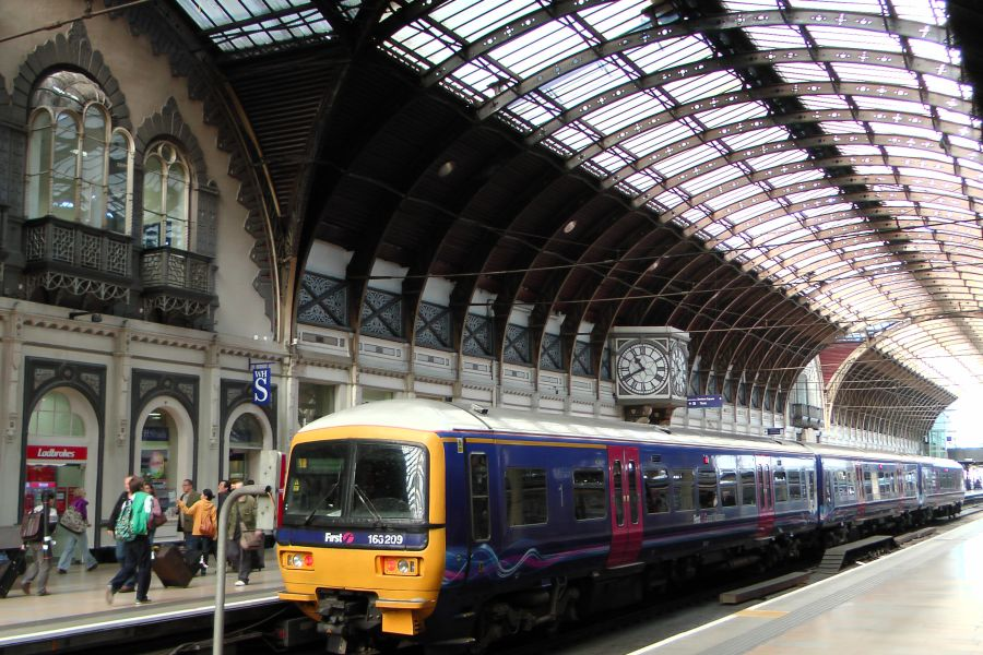 Het station London Paddington